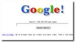 Google10周年記念